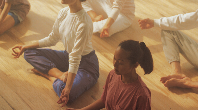 How to lead a meditation class