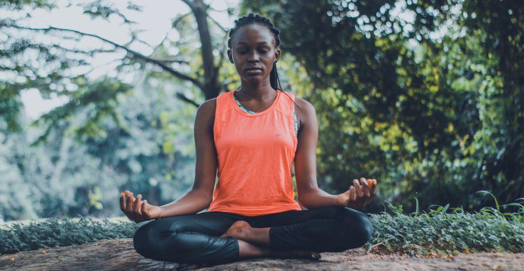 solo meditation